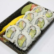 Little Bangkok Sushi California roll at Hugo's Family Marketplace